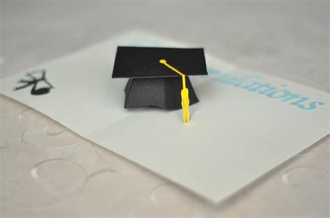how to make a graduation cap card 3d graduation cap pop up card template