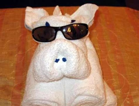 towel origami animals say no to 187 archive 187 towel origami