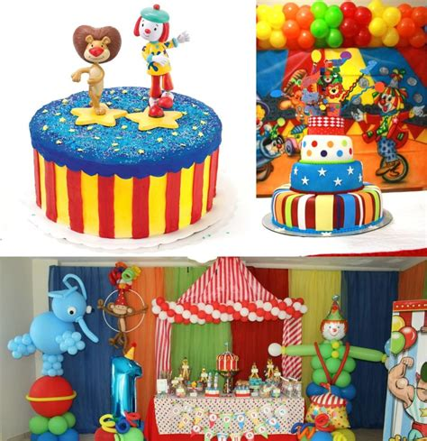 supplies decorations birthday with circus decorations