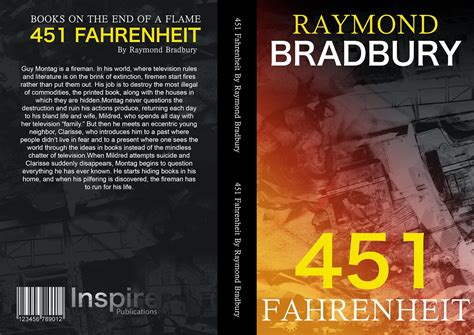pictures of book covers portfolio 2014 fmp 451 fahrenheit book cover