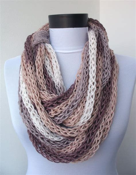 Scarf Necklace Loop Scarf Infinity Scarf Neck Warmer