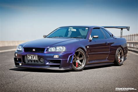 Skyline Gtr R 34 by Barely David S Nissan Skyline R34 Gtr