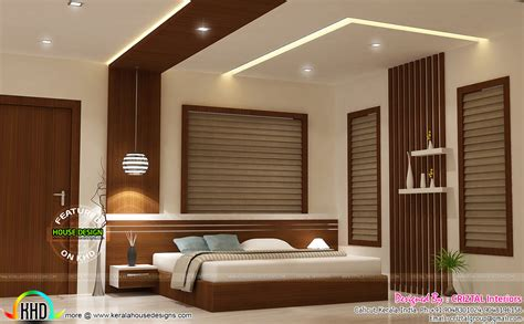 home room interior design bedroom dining and living interior kerala home design and floor plans
