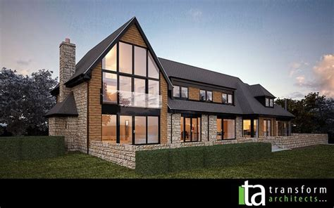 tired bungalow gets a facelift contemporary entry other 1725 best images about house plans on