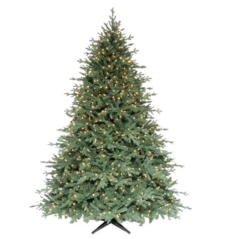 trees martha stewart martha stewart pre lit tree that home site