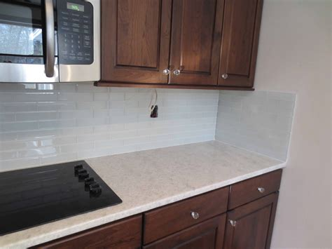 install backsplash in kitchen how to install glass tile kitchen backsplash