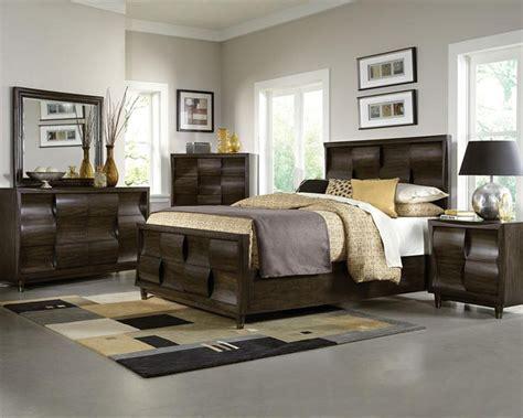 modern bedroom sets furniture modern bedroom set noma by magnussen mg b2640 54set