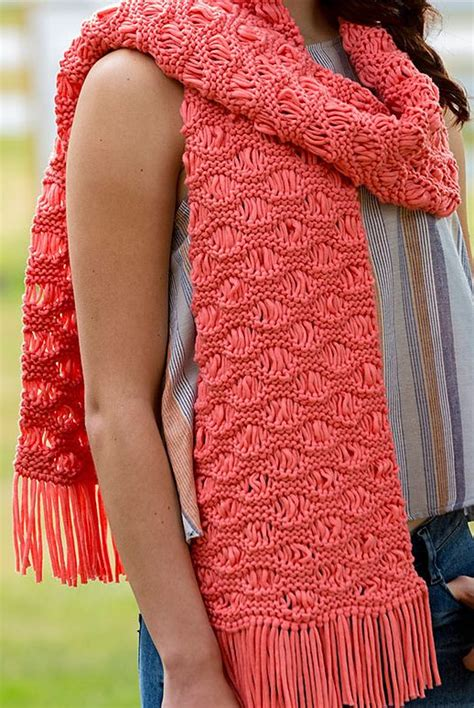 easy scarves to knit easy scarf knitting patterns in the loop knitting
