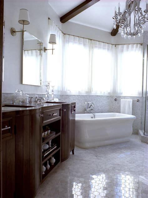 bathroom looks master bathrooms to put you in the mood hgtv