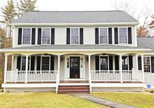 house with a porch front porches a pictorial essay suburban boston decks