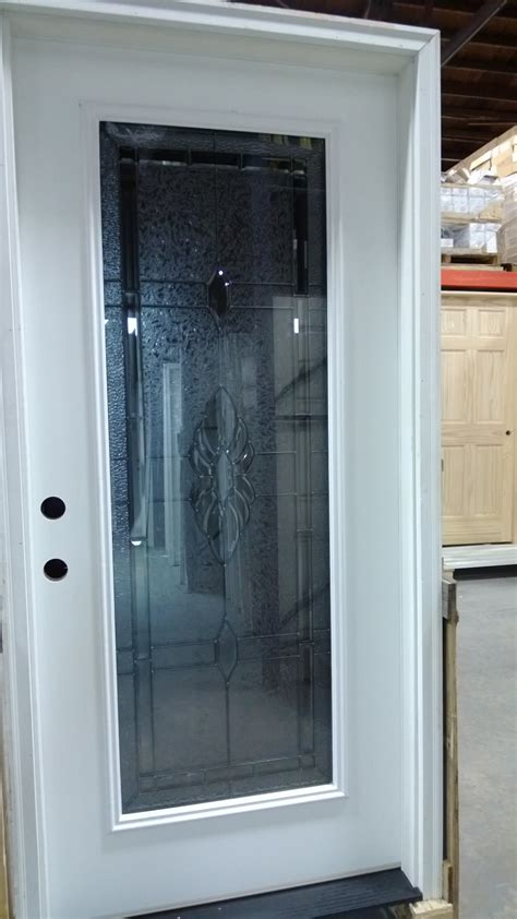 exterior door with glass marceladick