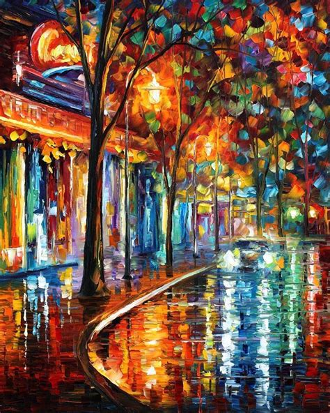 paint nite canvas size cafe palette knife painting on canvas by