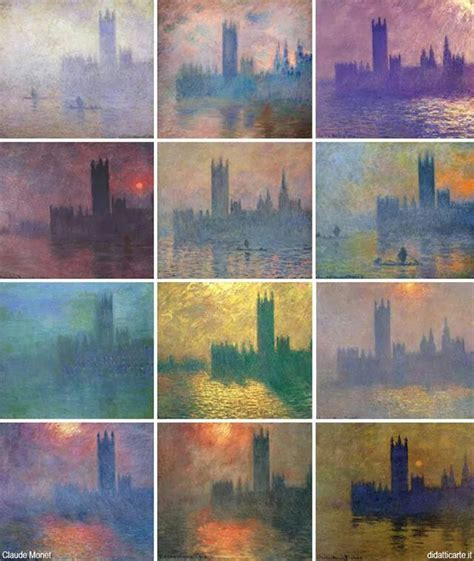 show about painting claude monet serie parlamento ingl 233 s 1900 1904