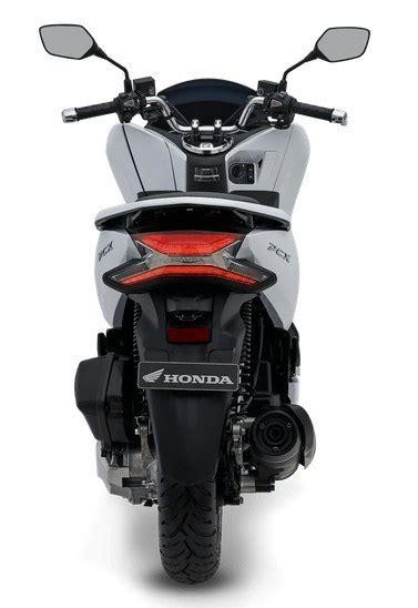 Pcx 2018 Warna Merah by 4 Pilihan Warna New Honda Pcx 150 Terbaru 2018 Abs Cbs