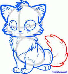 how to draw anime how to draw an anime fox step by step anime animals