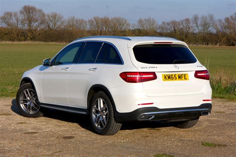 Mercedes Of by Mercedes Glc Class 4x4 2015 Photos Parkers