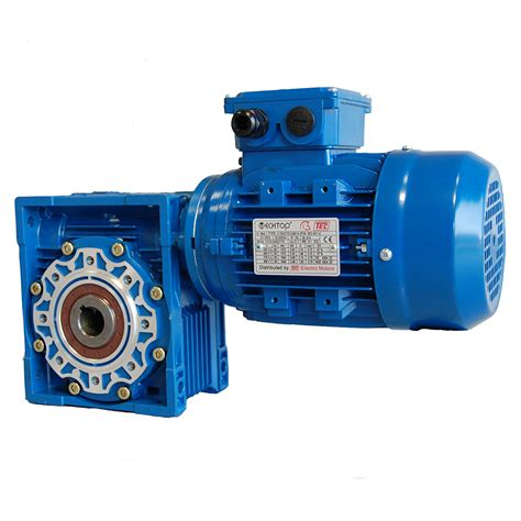 Gear Motor by Worm Gear Motor Ac Electric Motor