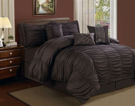 brown comforter set king top 10 rich chocolate brown comforters for a bedroom