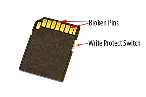 how to make sd card not write protected sd card damage question gbatemp net the independent