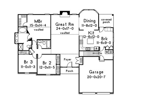 traditional floor plans mooreland traditional home plan 001d 0013 house plans and more