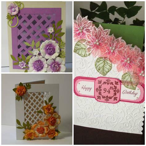 flowers for cards handmade cards more photos