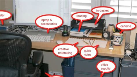 things to keep on office desk ask lh how can i maximise my desk space lifehacker