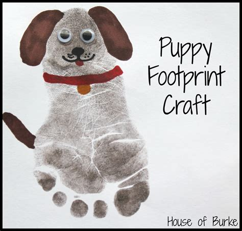 pet crafts for house of burke pet print crafts