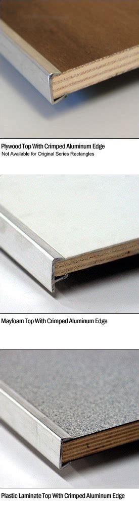 maywood dlorig42sq folding table 42 maywood original series folding tables