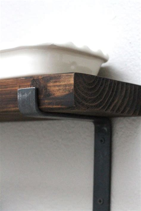 metal brackets for shelves 17 best ideas about reclaimed wood shelves on