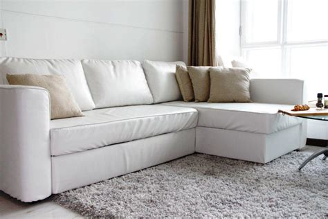 ikea white leather sofa white leather sleeper sofa ikea sofa ikea sleeper