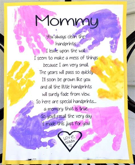 mothers day craft for s day craft ideas for preschoolers homesthetics