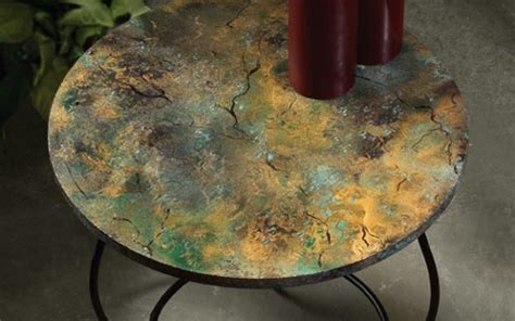 spray painting effects marble elegance table project home d 233 cor spray paint