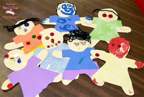 paper doll craft ideas marvelous me paper dolls