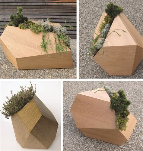 17 best images about modern planters on
