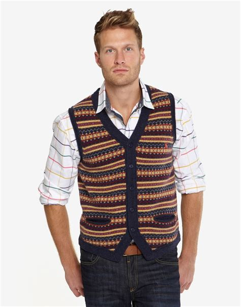 knitted waistcoat pin by broomhall on clothes for bb
