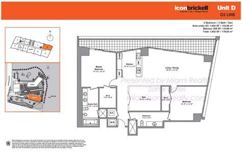 icon condo floor plan icon brickell tower 2 condos in miami 495 brickell