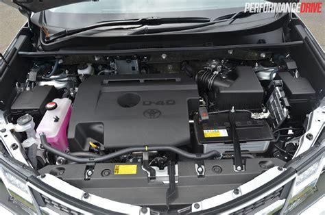 Toyota Diesel Engines by Toyota Rav4 Turbo Diesel