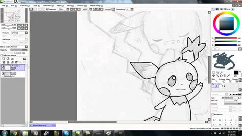 paint tool sai how to how to use vector tool in paint tool sai