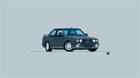 Bmw Car Wallpaper 3d by Bmw Car Minimalism Hd Cars 4k Wallpapers Images