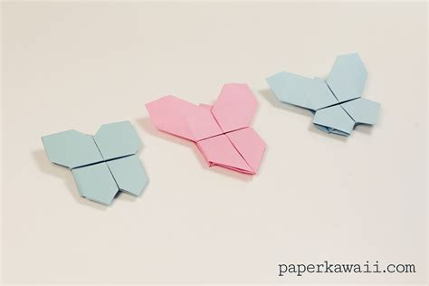 origami butterfly tutorial origami butterfly tutorial 3 in 1 paper kawaii