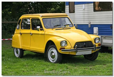 Citroen Diane by Simon Cars Citroen Dyane