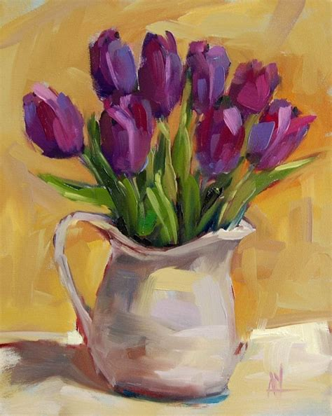 make flower painting 42 easy pastel drawings and painting ideas