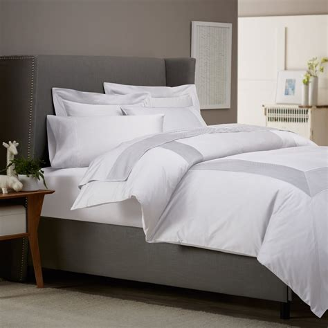 comforter set get alluring visage by displaying a white comforter sets