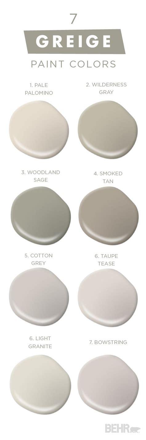 paint colors vs light colors best 25 greige paint ideas on