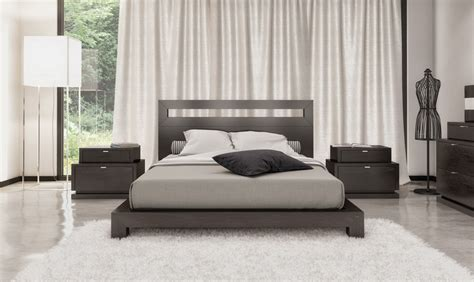 bedroom modern furniture stylish black contemporary bedroom sets for white or gray