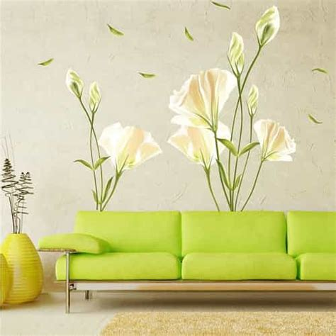 large wall stickers for living room 15 wonderful large wall decals for living room new atmospheres