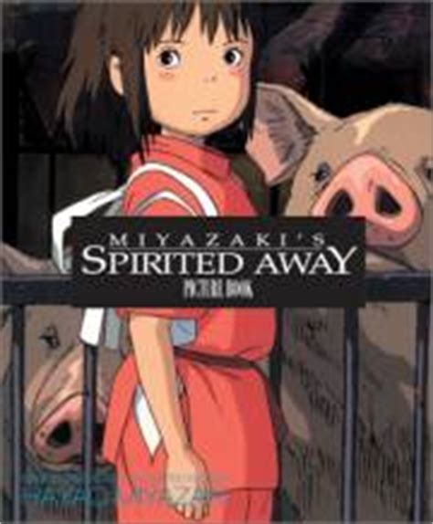spirited away picture book spirited away book list nausicaa net