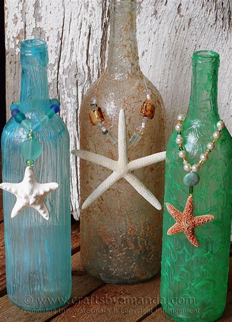 bottle crafts for mosaic wine bottle craft crafts by amanda