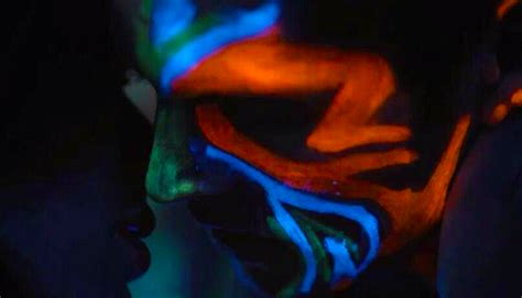 glow in the paint wiki wolf season 3 the blacklight