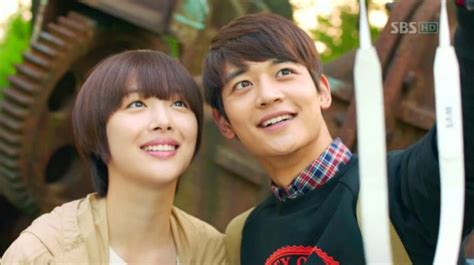 to the beautiful you to the beautiful you episode 10 187 dramabeans korean drama